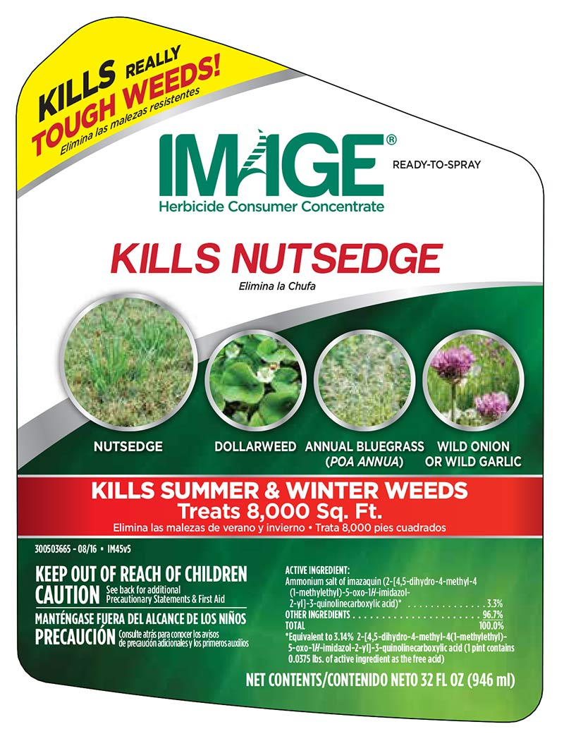 Image for Weeds Kills Nutsedge Ready-to-Spray label