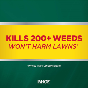 Image Crabgrass Killer Ready to Spray kills 200+ weeds and won't harm lawns
